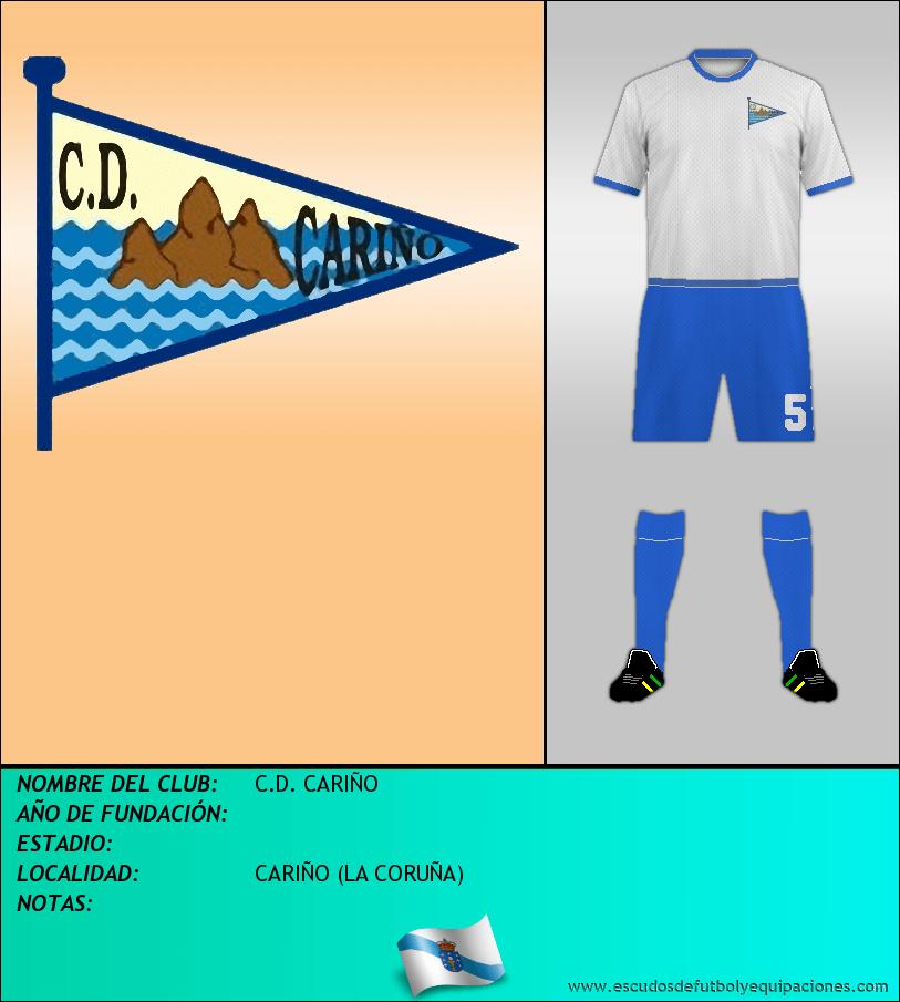 Escudo de C.D. CARIÑO