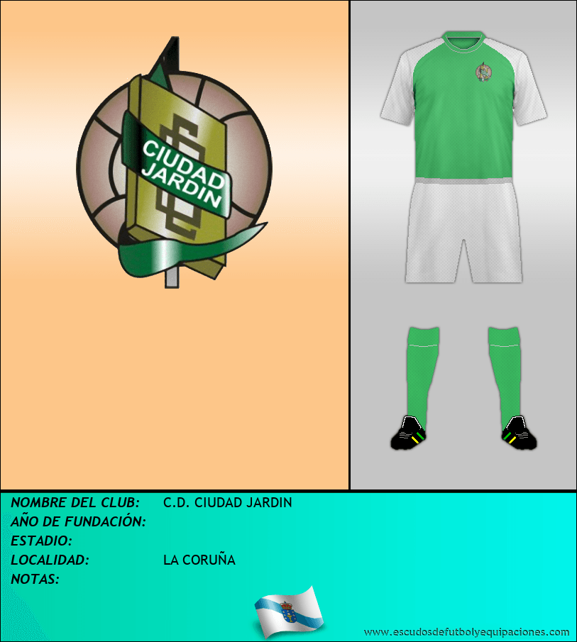 Escudo de C.D. CIUDAD JARDIN