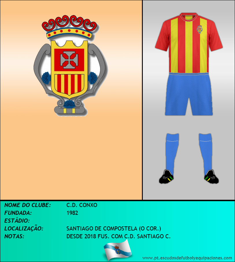 Escudo de C.D. CONXO