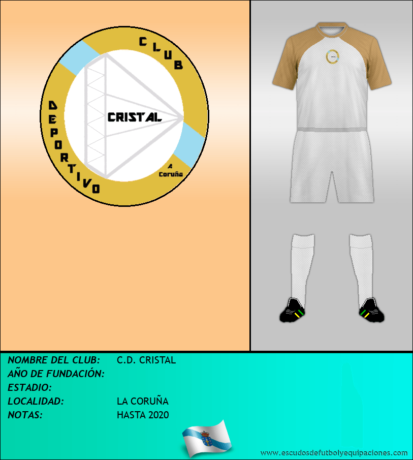Escudo de C.D. CRISTAL