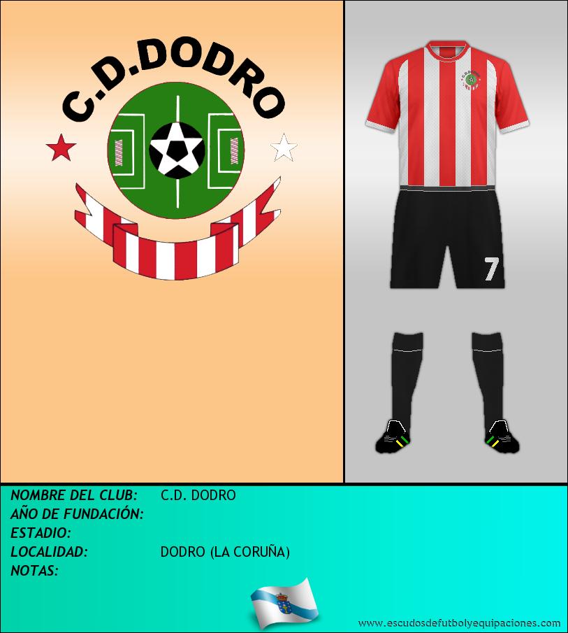 Escudo de C.D. DODRO