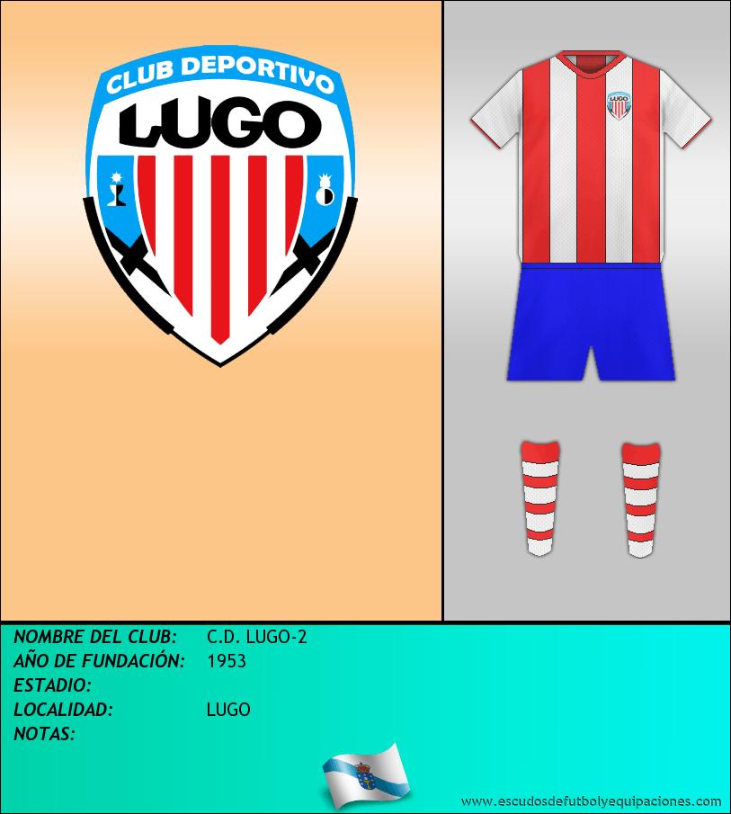 Escudo de C.D. LUGO-2