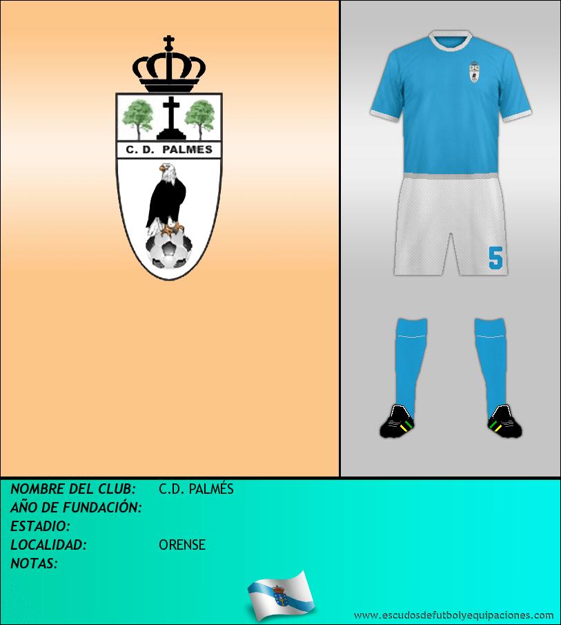Escudo de C.D. PALMÉS