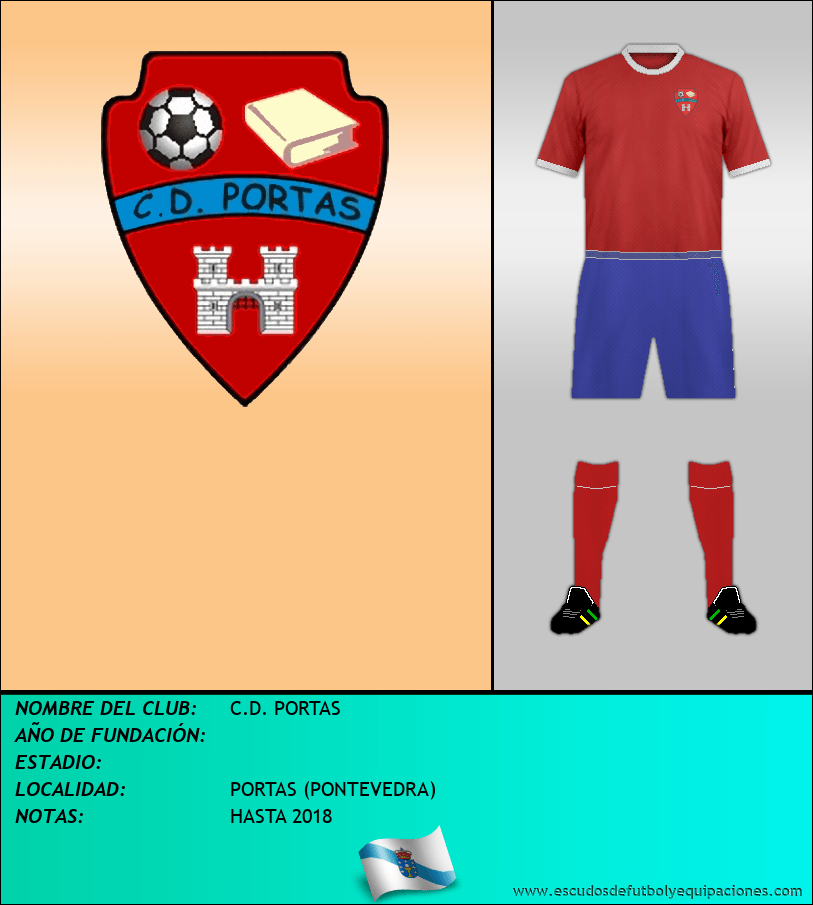 Escudo de C.D. PORTAS