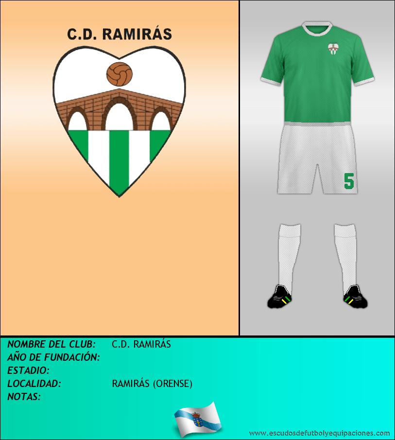 Escudo de C.D. RAMIRÁS