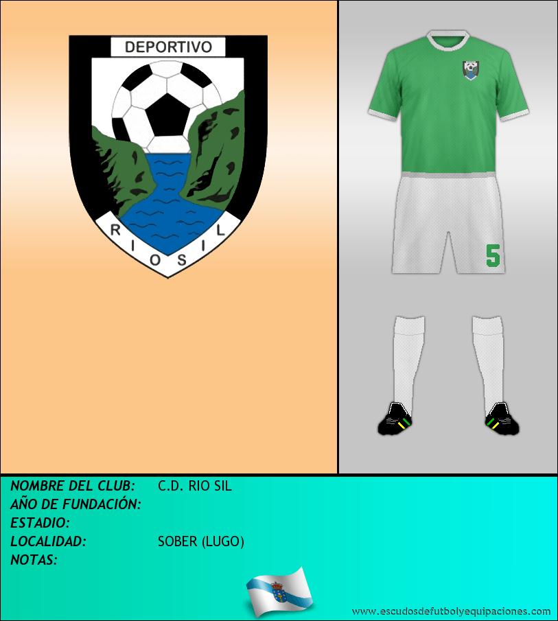 Escudo de C.D. RIO SIL