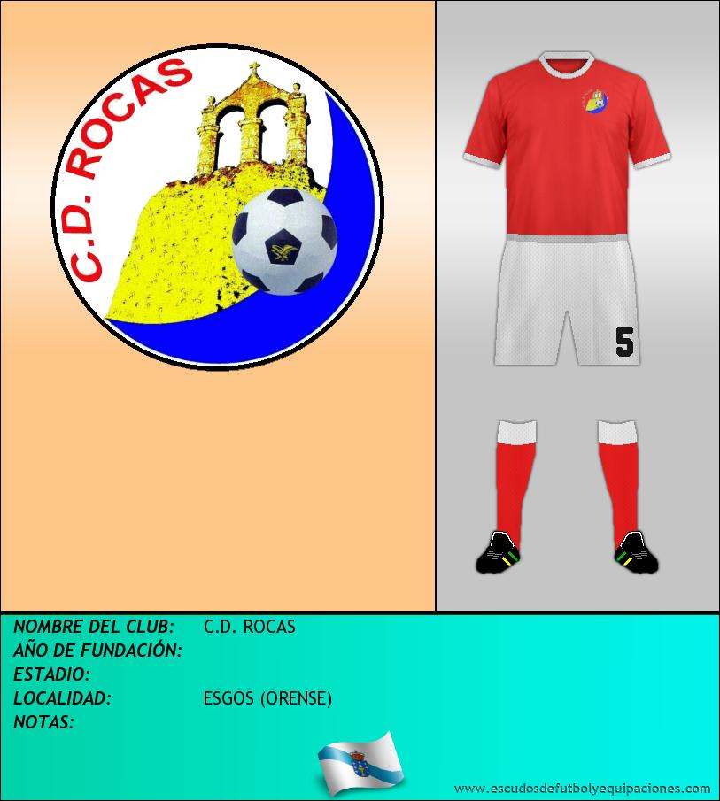 Escudo de C.D. ROCAS