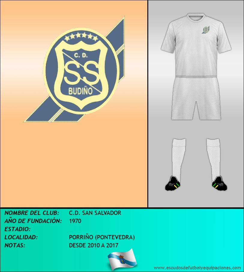 Escudo de C.D. SAN SALVADOR