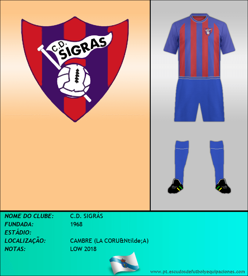 Escudo de C.D. SIGRÁS