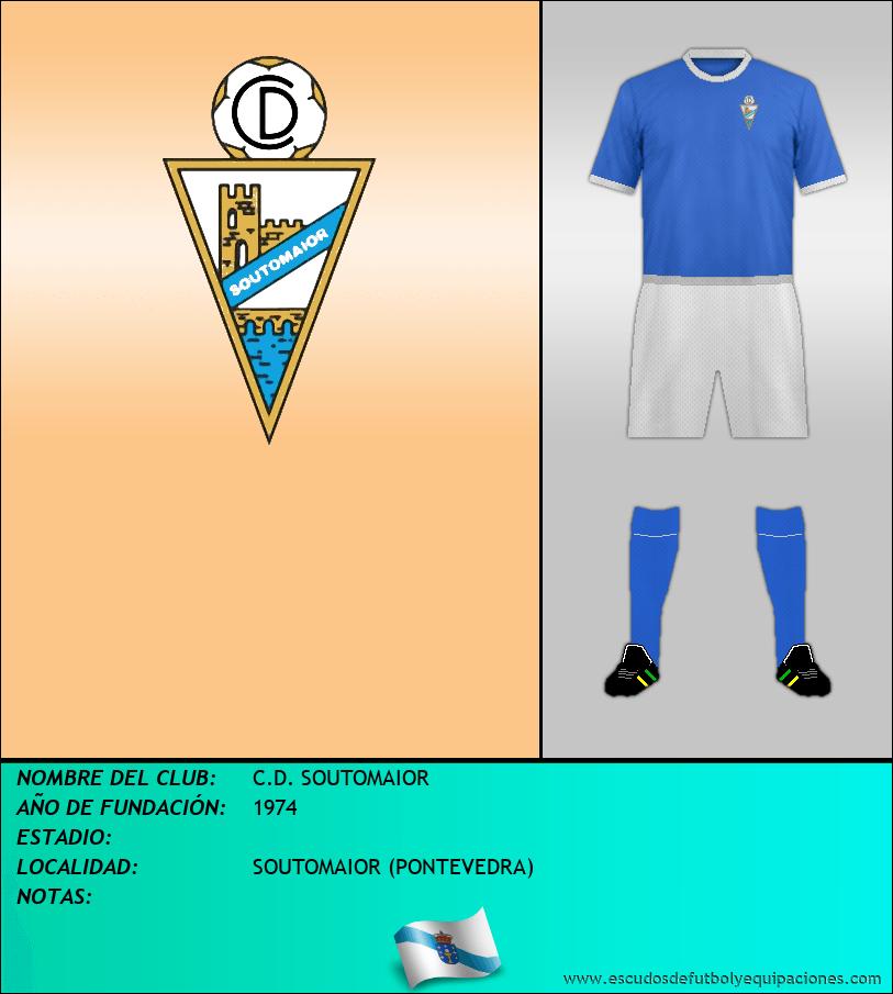Escudo de C.D. SOUTOMAIOR