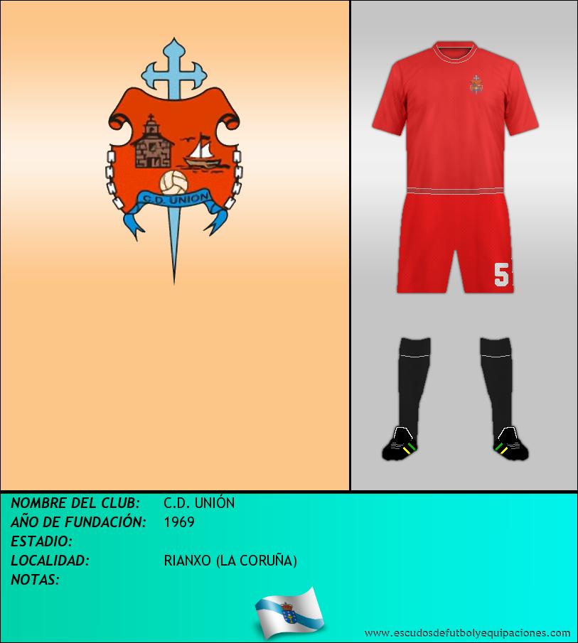Escudo de C.D. UNIÓN
