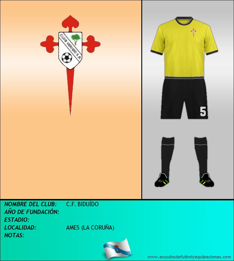 Escudo de C.F. BIDUÍDO