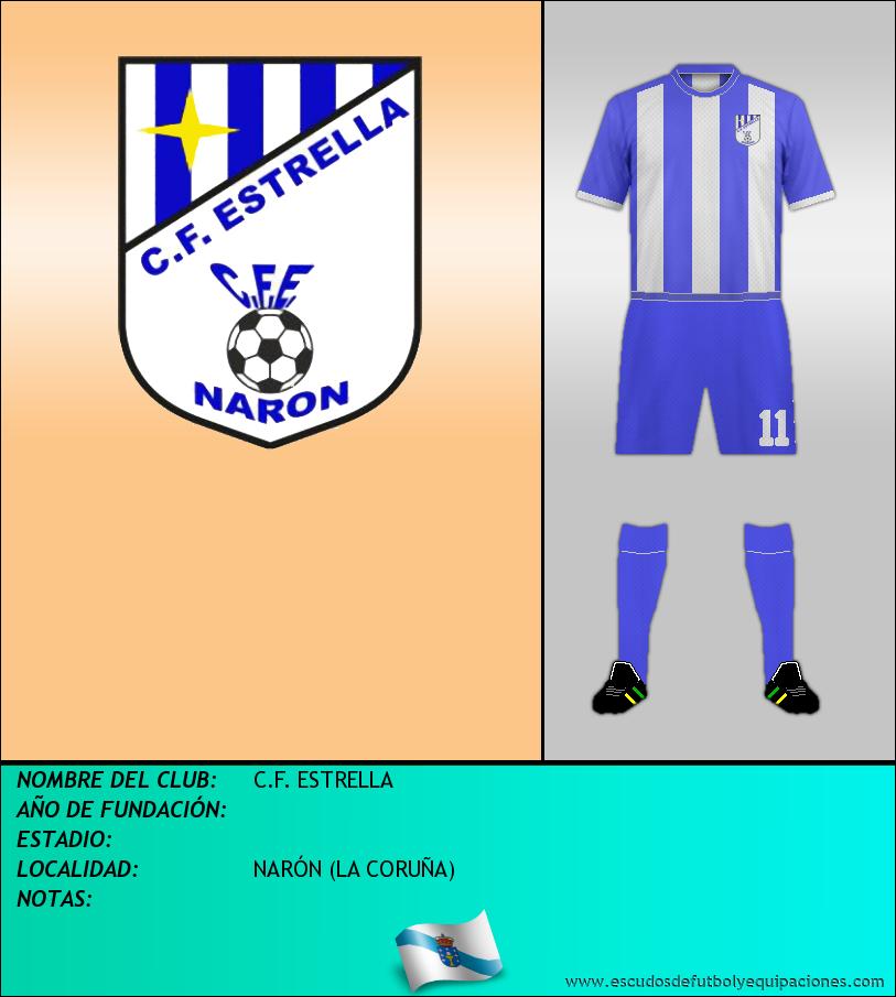 Escudo de C.F. ESTRELLA