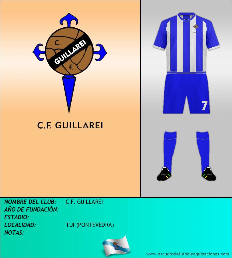 Escudo de C.F. GUILLAREI