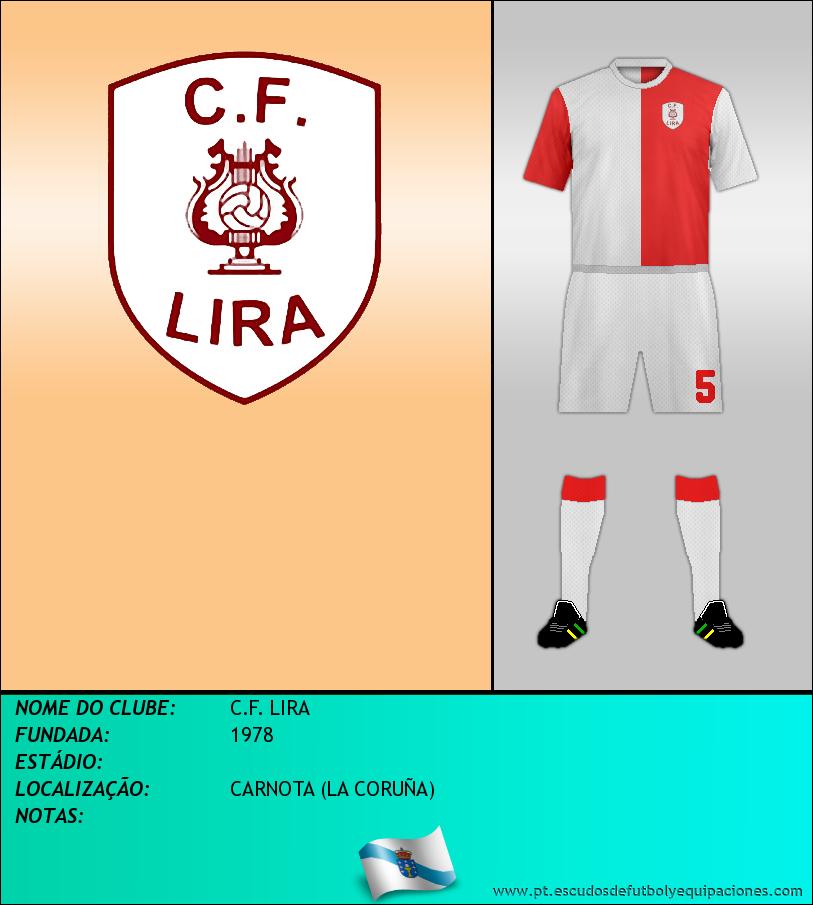 Escudo de C.F. LIRA