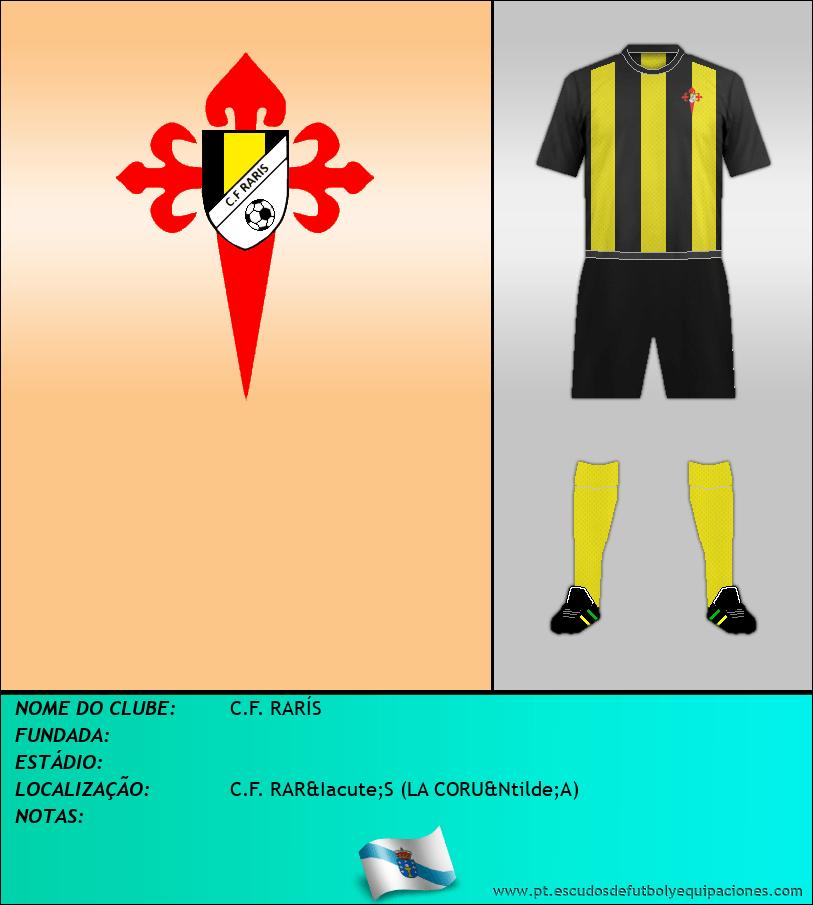 Escudo de C.F. RARÍS