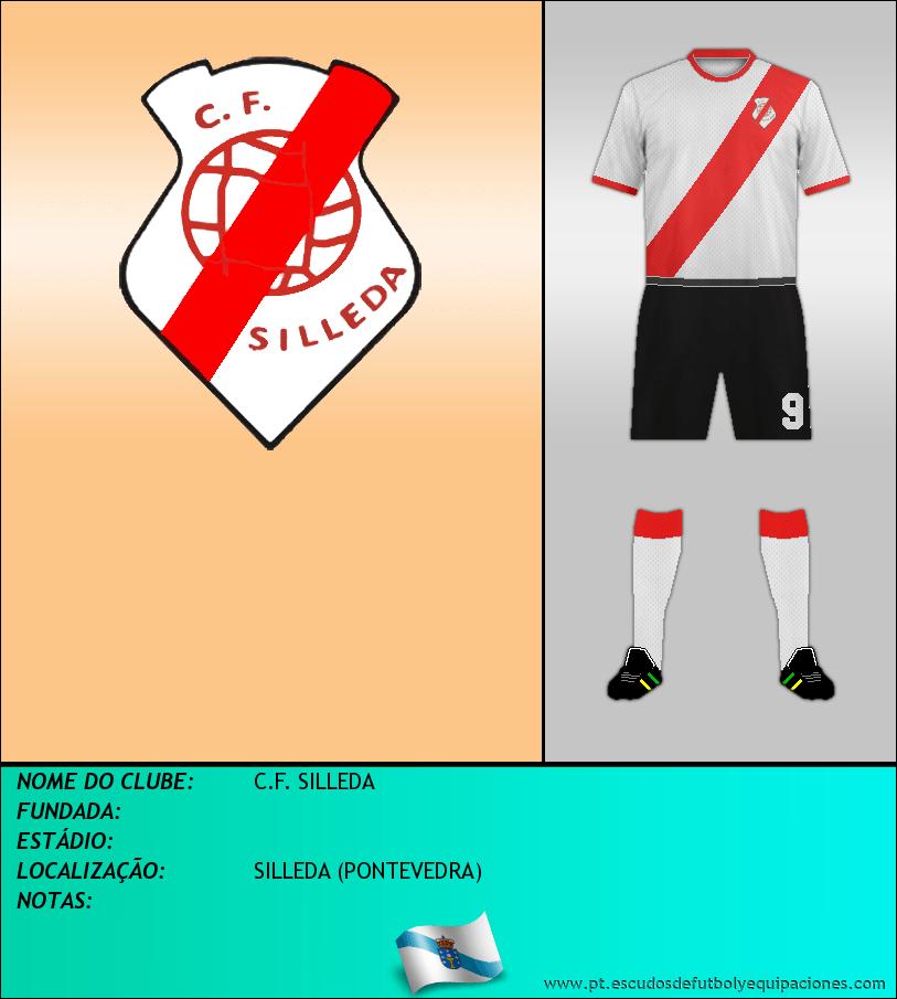 Escudo de C.F. SILLEDA