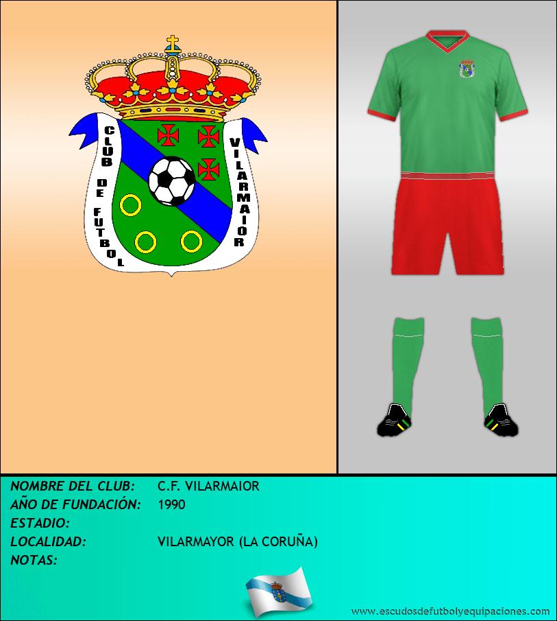 Escudo de C.F. VILARMAIOR