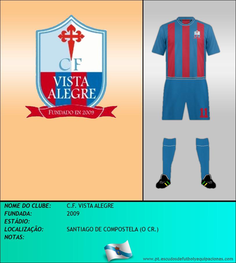 Escudo de C.F. VISTA ALEGRE