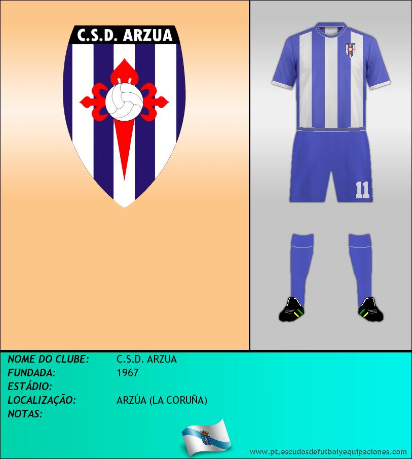 Escudo de C.S.D. ARZUA
