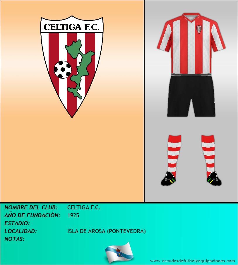 Escudo de CELTIGA F.C.
