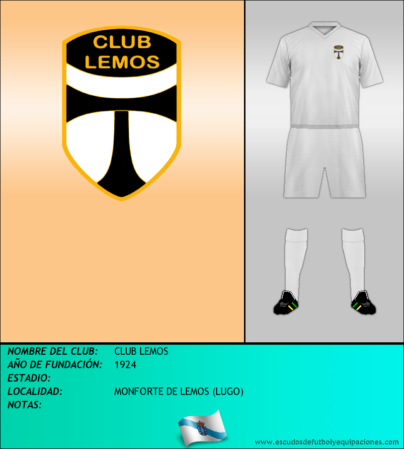 Escudo de CLUB LEMOS