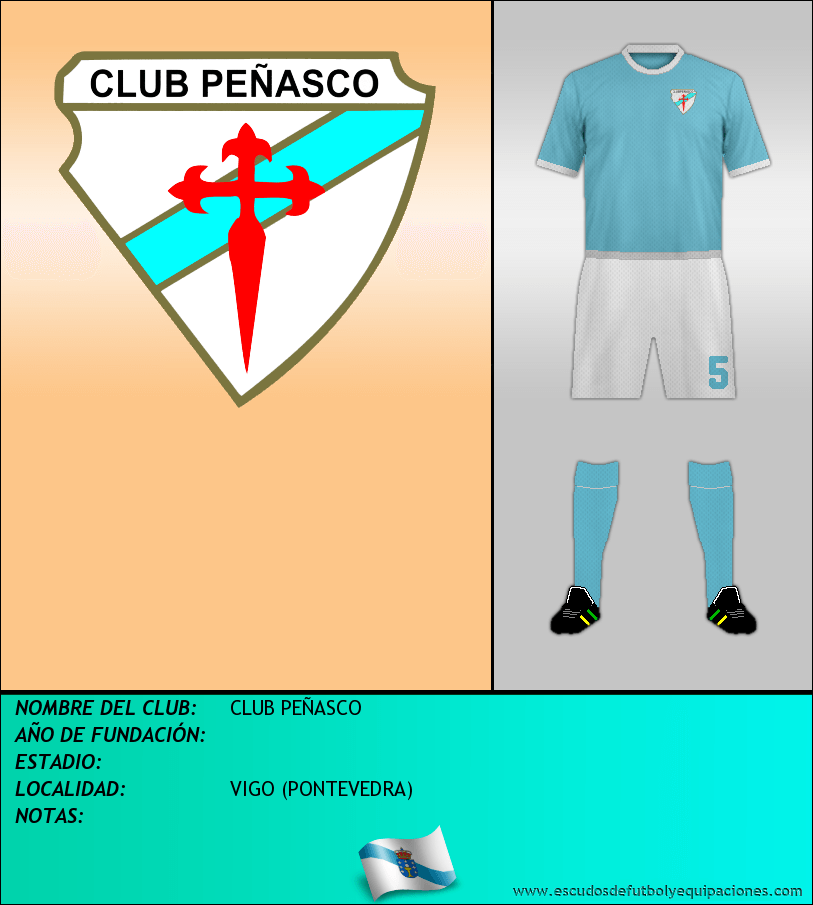 Escudo de CLUB PEÑASCO