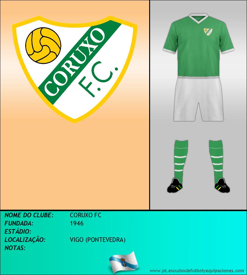 Escudo de CORUXO FC