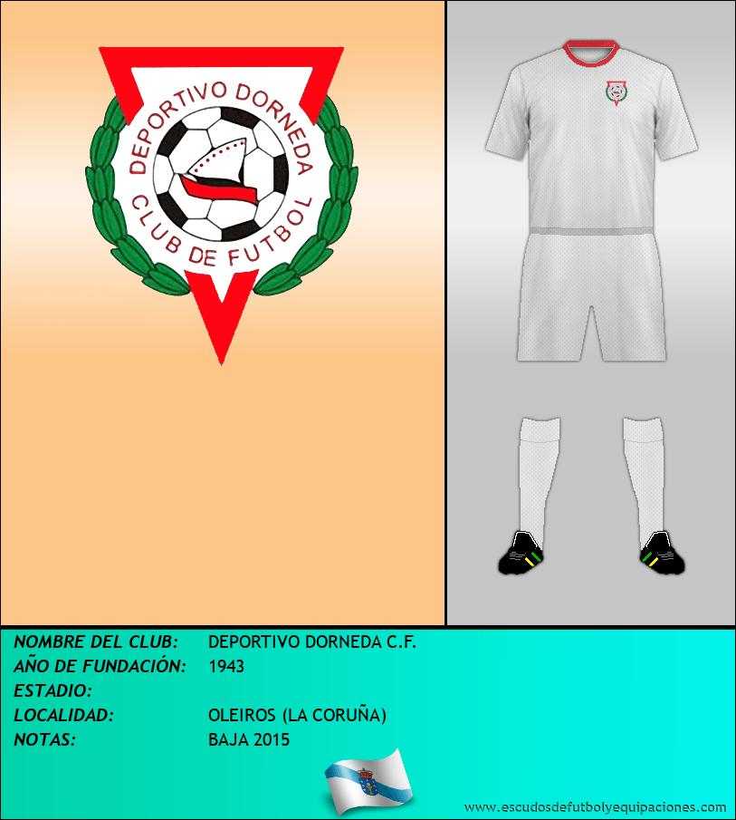 Escudo de DEPORTIVO DORNEDA C.F.