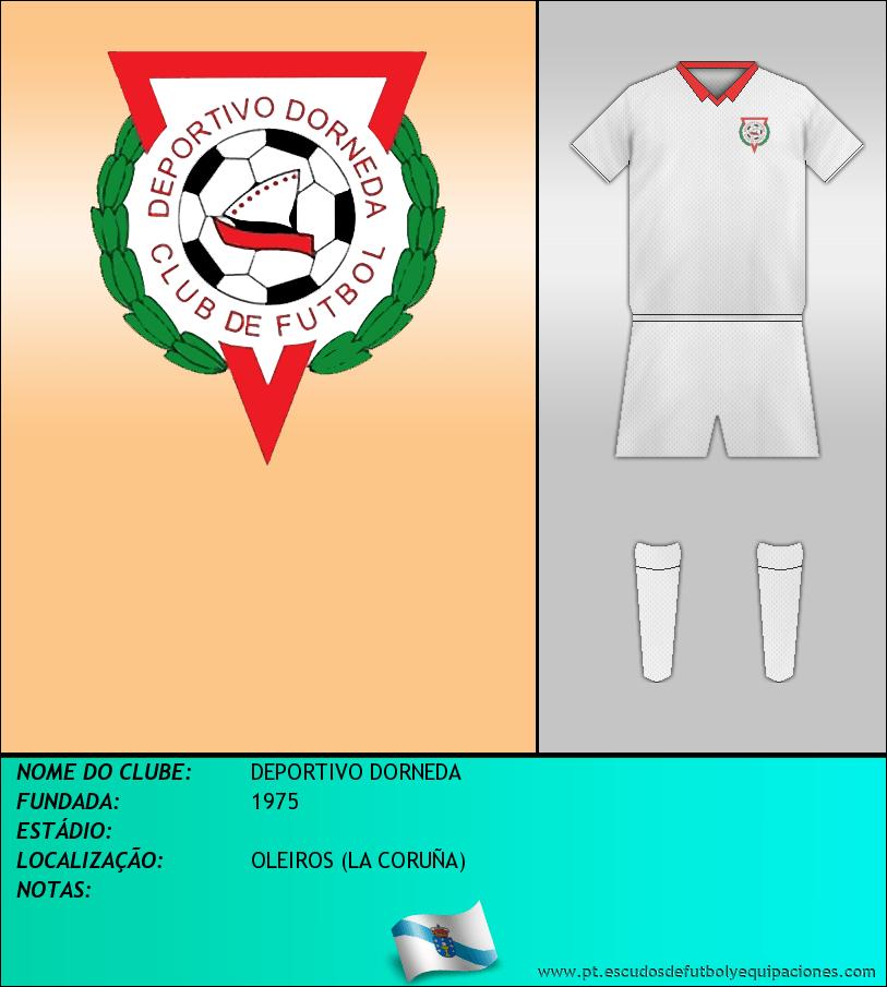 Escudo de DEPORTIVO DORNEDA