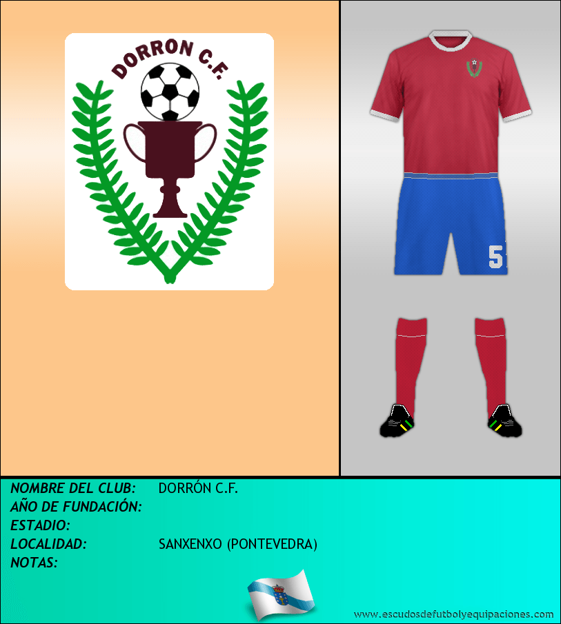 Escudo de DORRÓN C.F.