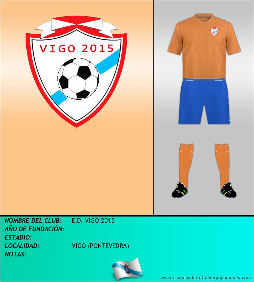 Escudo de E.D. VIGO 2015