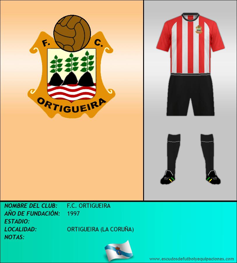 Escudo de F.C. ORTIGUEIRA