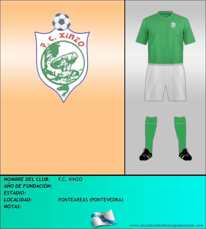 Escudo de F.C. XINZO