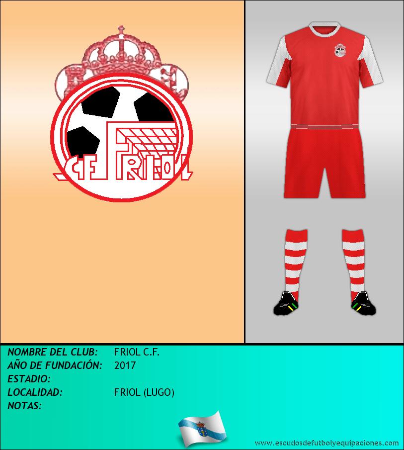 Escudo de FRIOL C.F.
