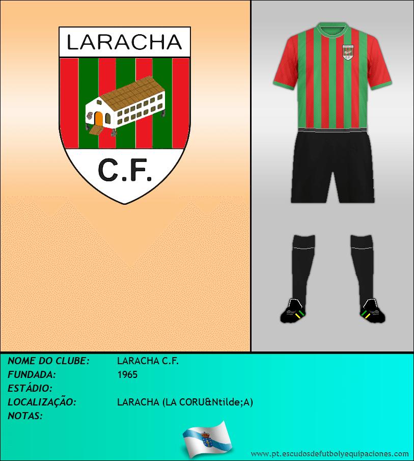 Escudo de LARACHA C.F.
