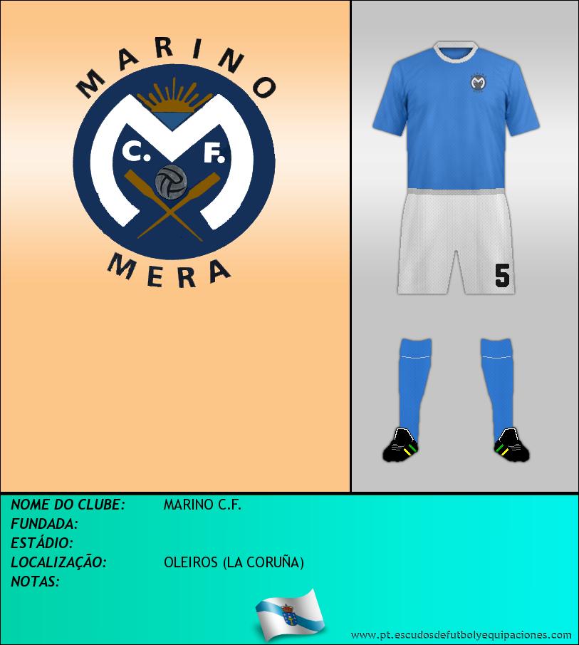 Escudo de MARINO C.F.