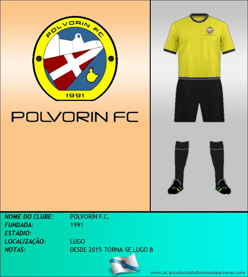 Escudo de POLVORÍN F.C.