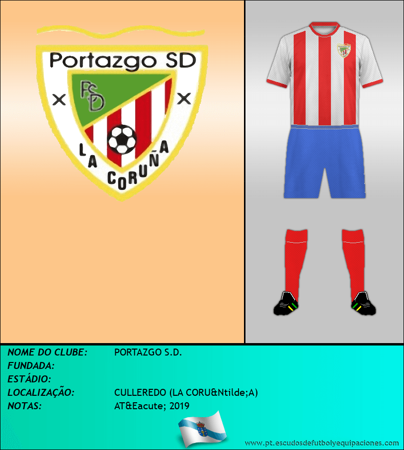 Escudo de PORTAZGO S.D.