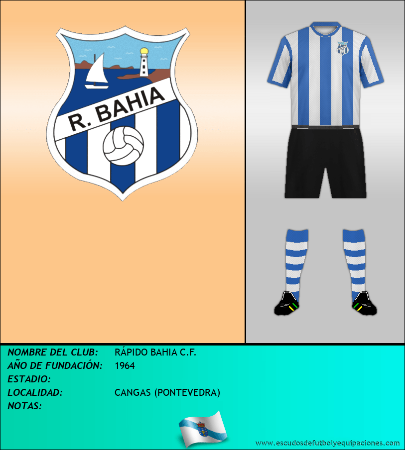 Escudo de RÁPIDO BAHIA C.F.