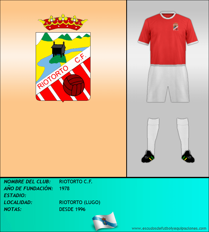 Escudo de RIOTORTO C.F.