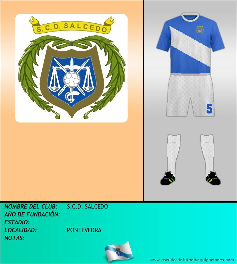Escudo de S.C.D. SALCEDO
