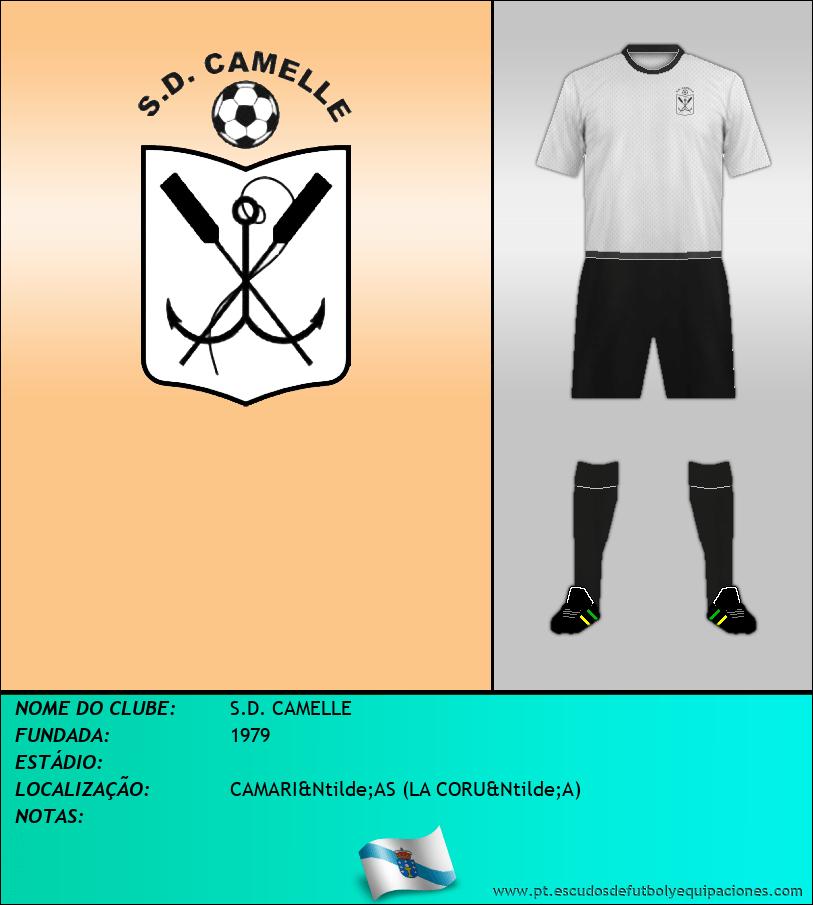 Escudo de S.D. CAMELLE
