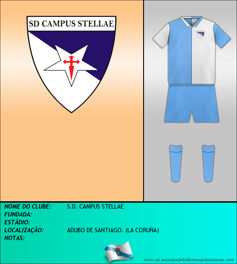 Escudo de S.D. CAMPUS STELLAE