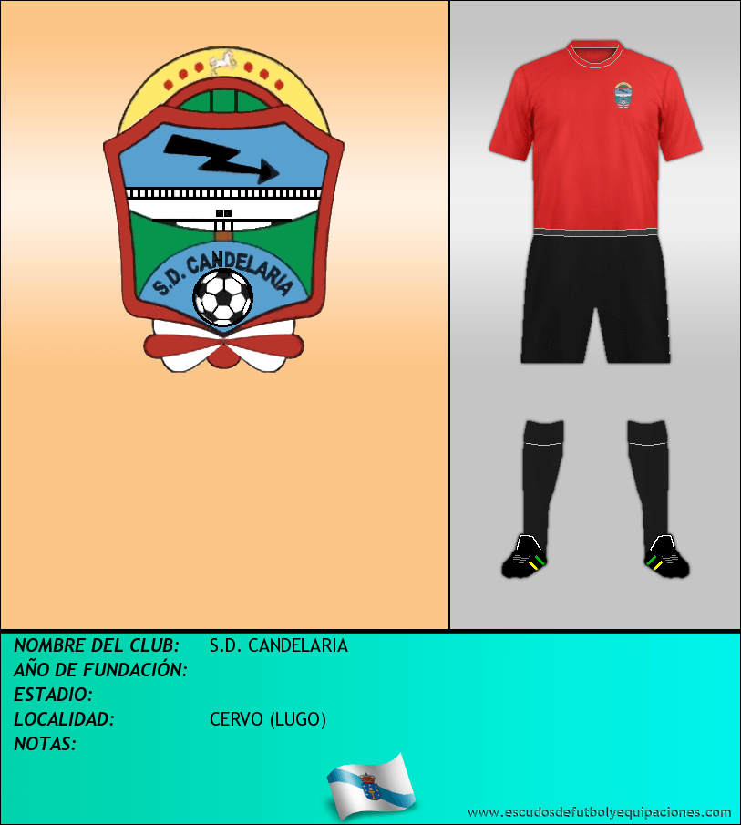 Escudo de S.D. CANDELARIA
