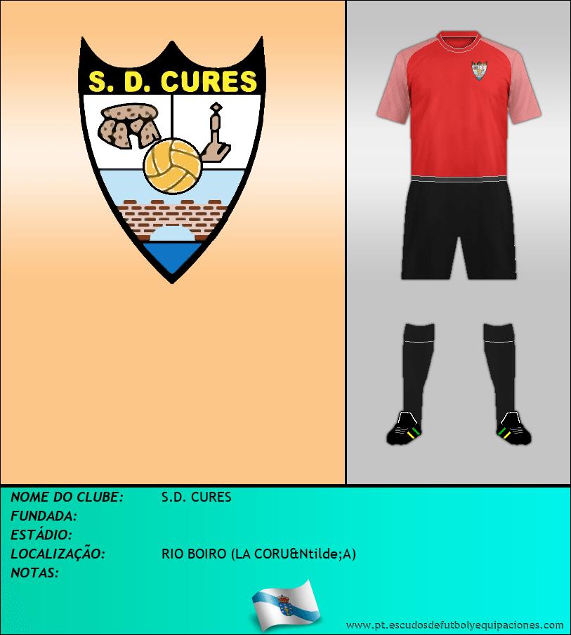 Escudo de S.D. CURES