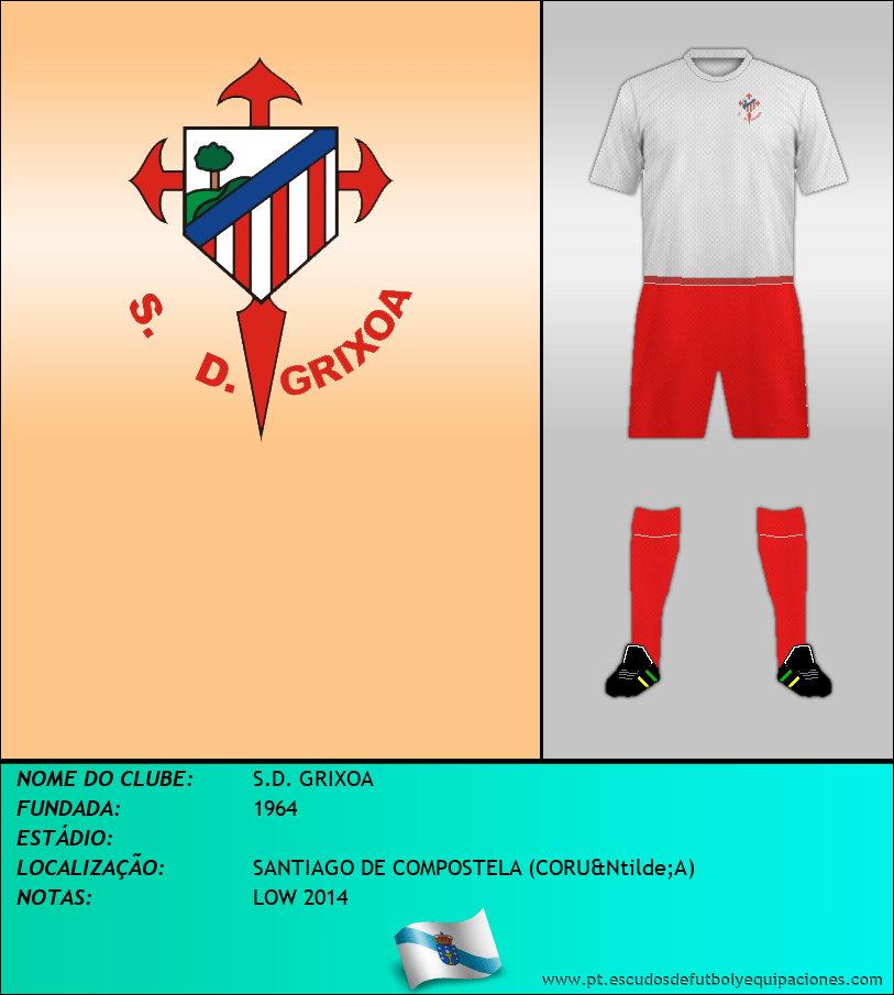 Escudo de S.D. GRIXOA