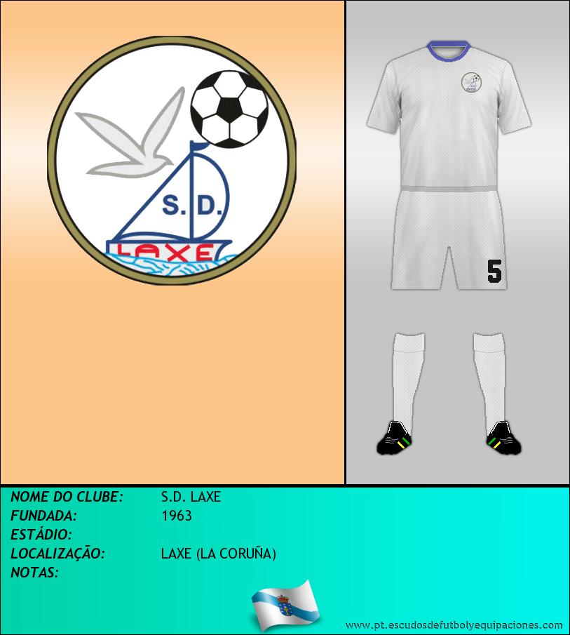 Escudo de S.D. LAXE