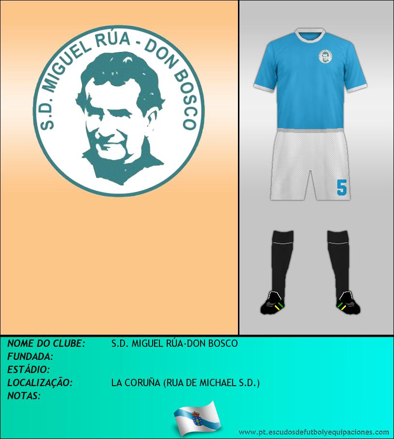 Escudo de S.D. MIGUEL RÚA-DON BOSCO