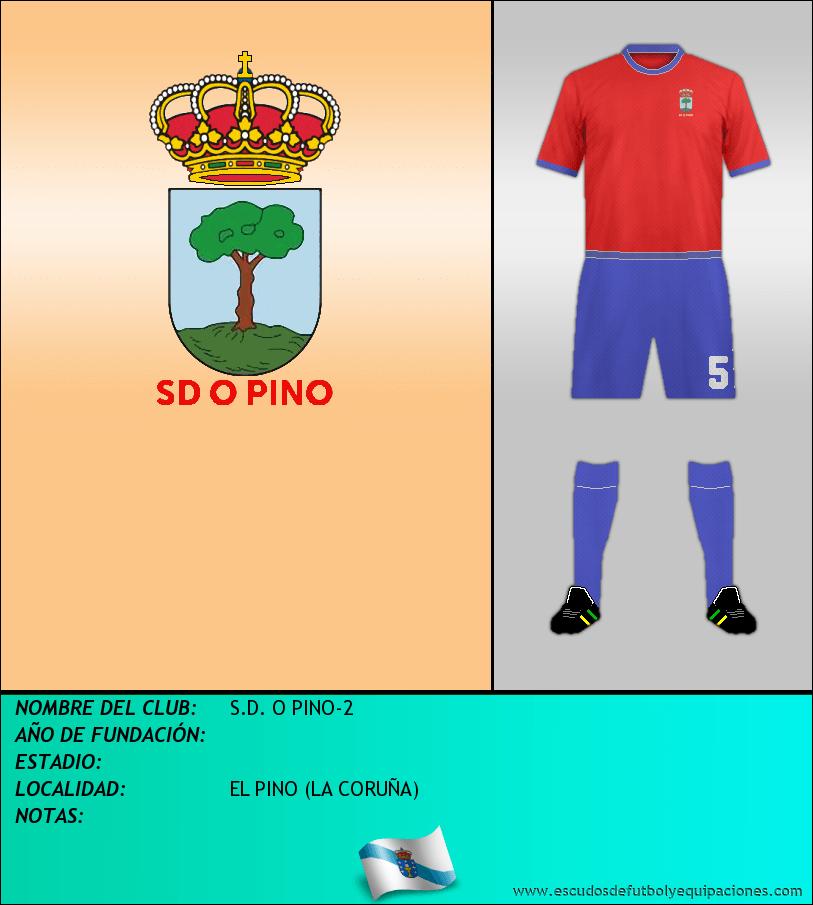Escudo de S.D. O PINO-2